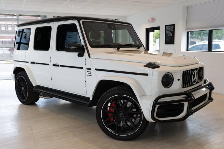 Used 2019 Mercedes-Benz G-Class G 63 AMG® for sale $178,500 at Aston Martin Summit in Summit NJ