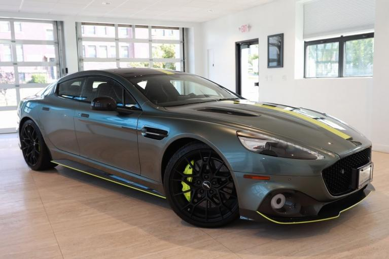 Used 2019 Aston Martin Rapide AMR for sale $189,900 at Aston Martin Summit in Summit NJ