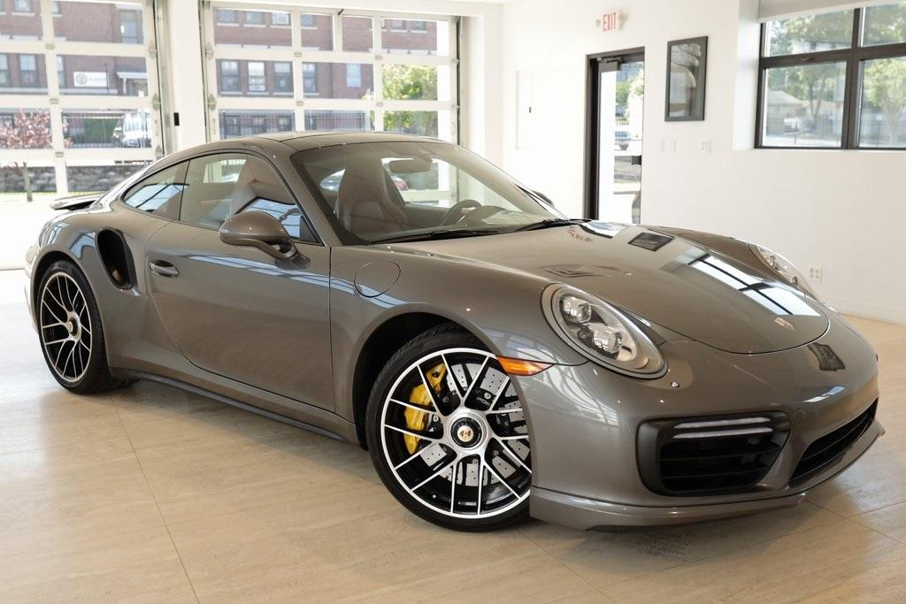 Used 2017 Porsche 911 Turbo S For Sale Sold Aston Martin Summit Stock As642
