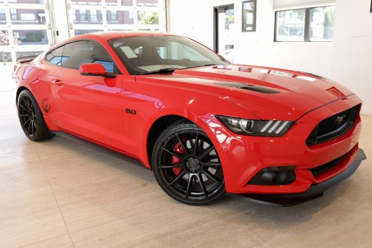 Used 2016 Ford Mustang GT for sale $29,900 at Aston Martin Summit in Summit NJ
