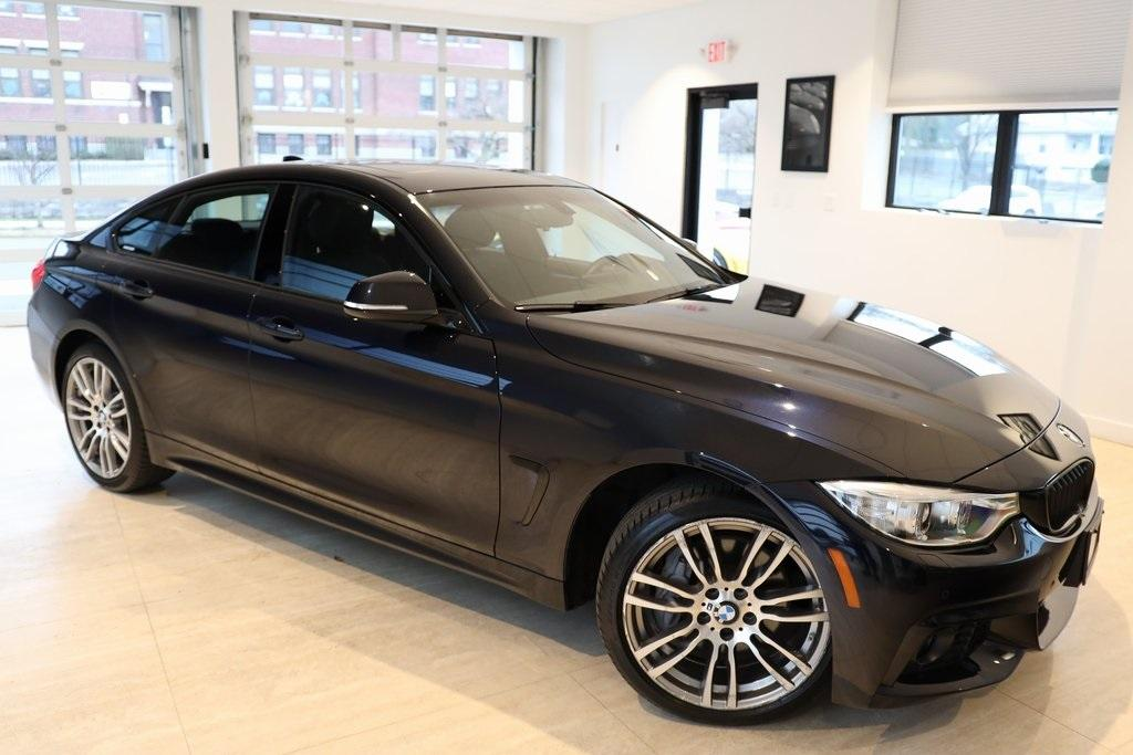 Used 2017 Bmw 4 Series 430i Xdrive Gran Coupe For Sale Sold Aston Martin Summit Stock As391