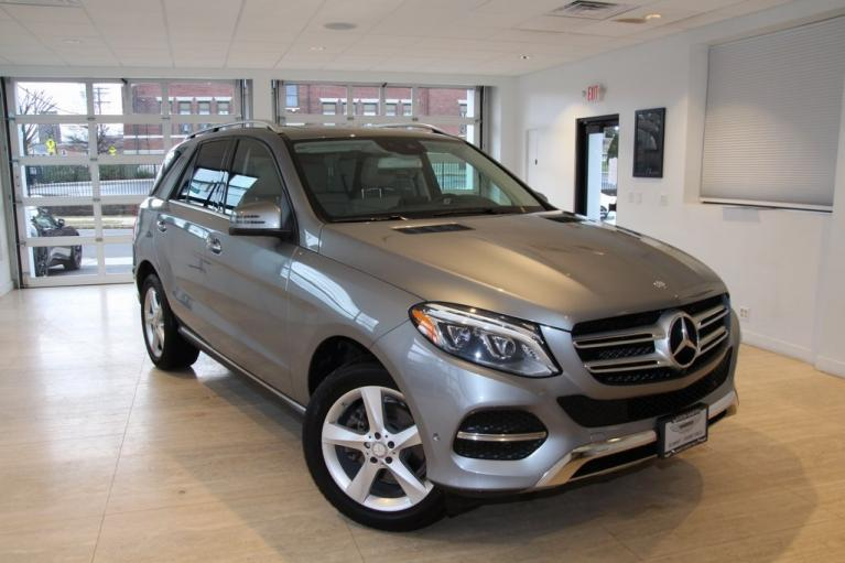 Used 2016 Mercedes-Benz GLE GLE 350 for sale $27,900 at Aston Martin Summit in Summit NJ