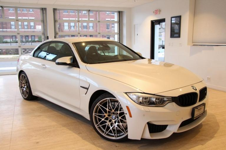 Used 2017 BMW M4 Competiton  for sale $57,900 at Aston Martin Summit in Summit NJ