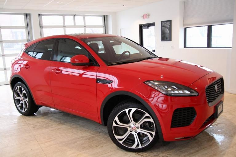 Used 2018 Jaguar E-PACE First Edition for sale $36,900 at Aston Martin Summit in Summit NJ
