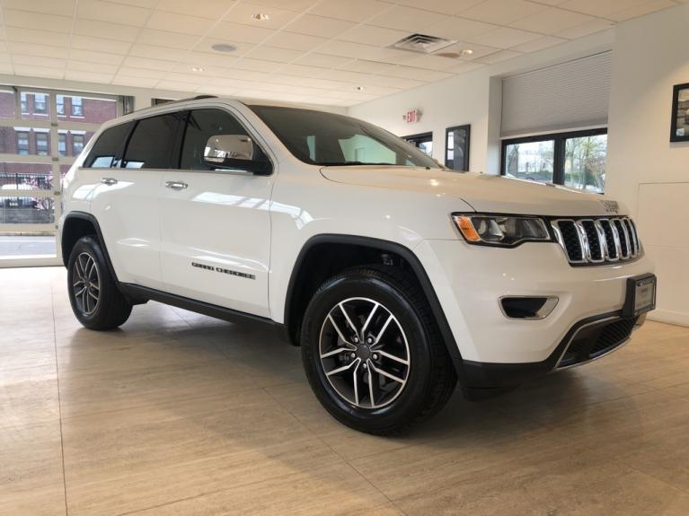 Used 2020 Jeep Grand Cherokee Limited for sale $39,900 at Aston Martin Summit in Summit NJ