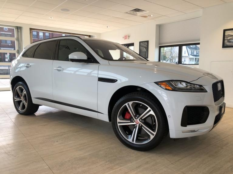 Used 2017 Jaguar F-PACE S for sale $41,500 at Aston Martin Summit in Summit NJ