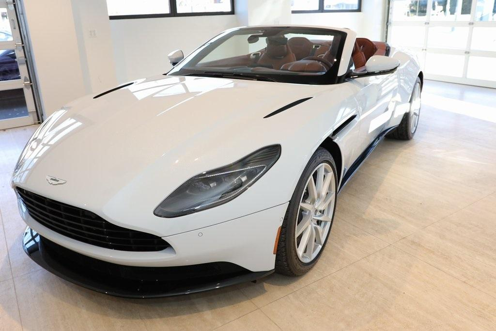 New 2020 Aston Martin Db11 Volante For Sale Sold Aston Martin Summit Stock 72019