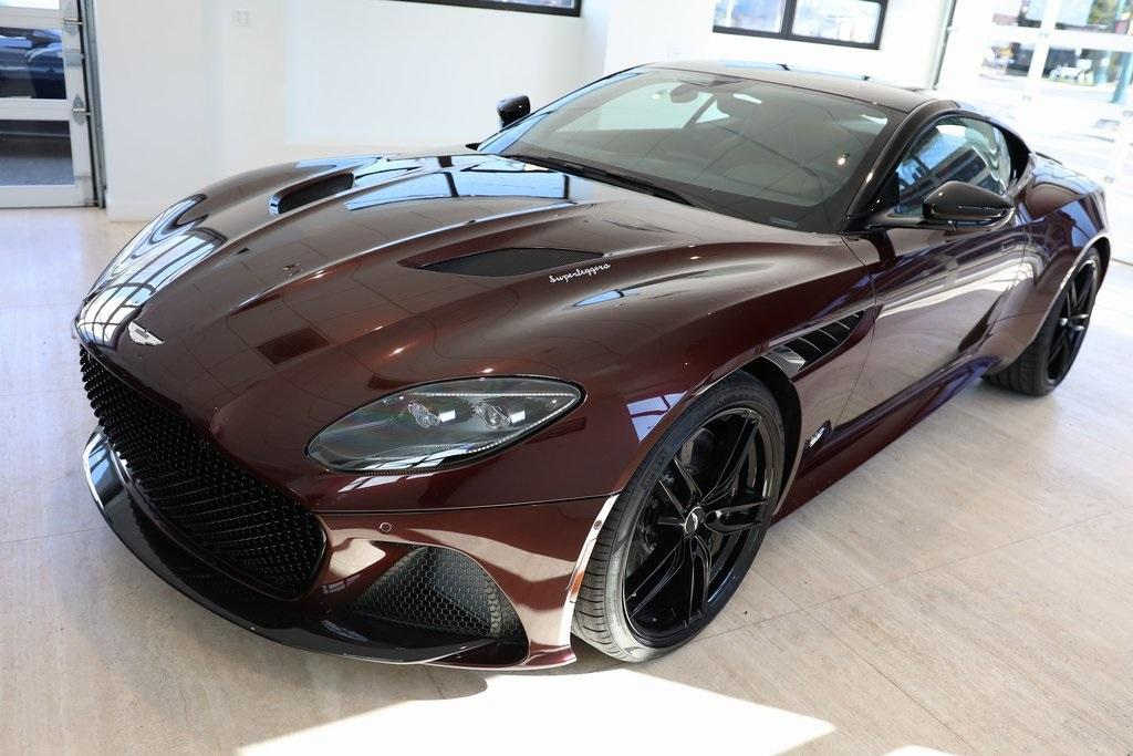 New 2020 Aston Martin Dbs Superleggera For Sale Sold Aston Martin Summit Stock 72025