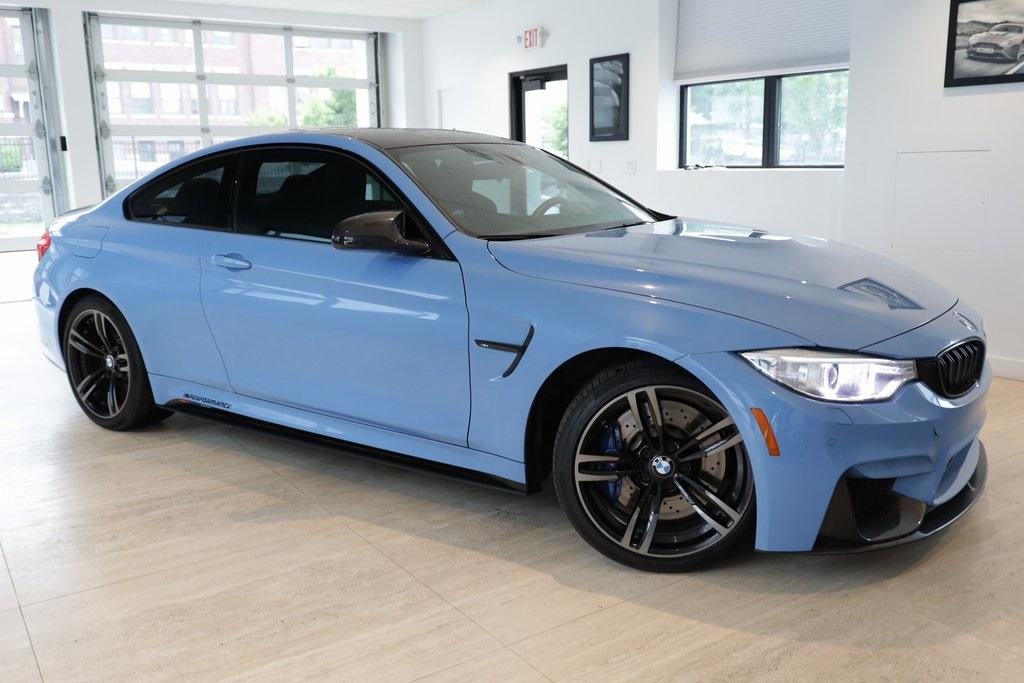 Used 2017 Bmw M4 For Sale Sold Aston Martin Summit Stock As430