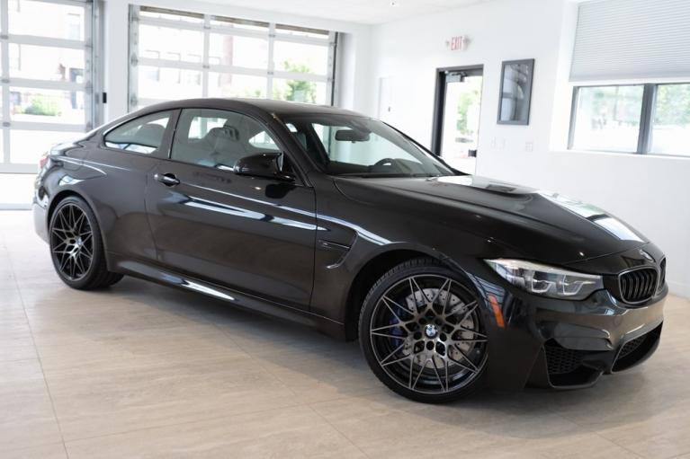Used 2018 BMW M4 for sale $46,900 at Aston Martin Summit in Summit NJ